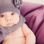 Retratos de un bebé