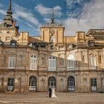Boda en el Palacio de la Granja de Segovia