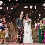 De boda en Euskadi, enamorados del norte