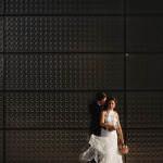 Boda en Eurostars Madrid Tower, Cristina y Daniel