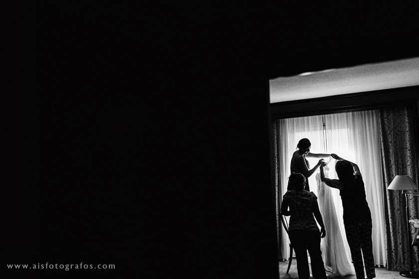 Boda en Hotel Pullman Madrid, Maru y José