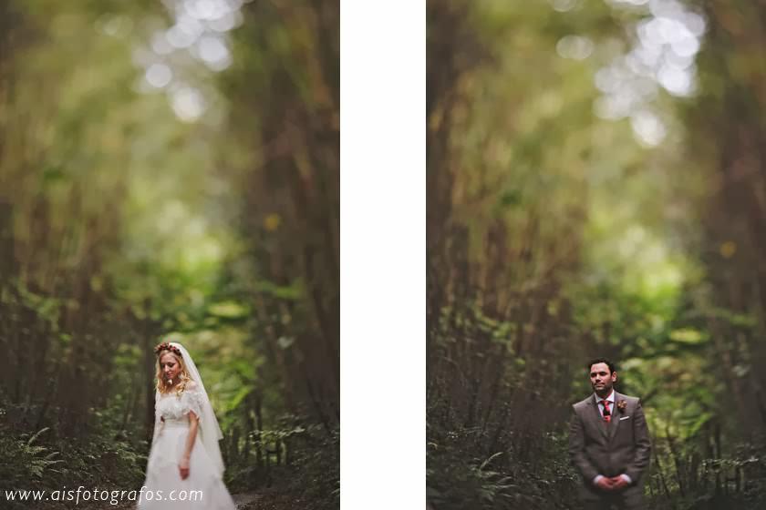 Wedding at Fitzleroi Barn
