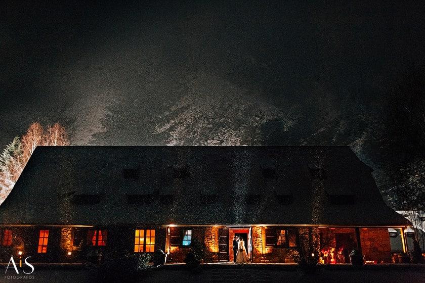 Boda navideña en el Valle de Aran