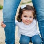 Sesión de fotos de familia en La Pedriza