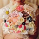 Elegir un ramo de novia