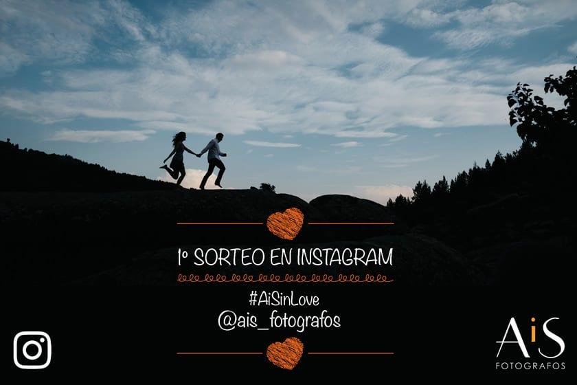 Nuestro primer sorteo en Instagram!!