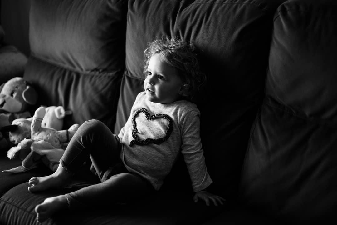 Reportajes de fotos de niños