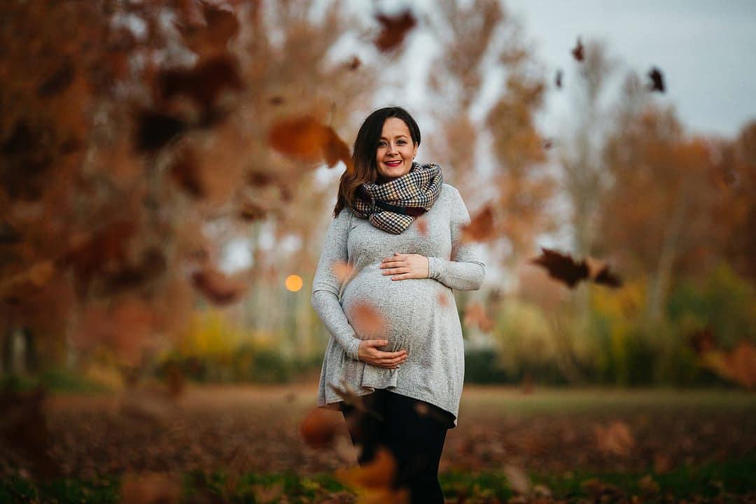 Reportajes de embarazo
