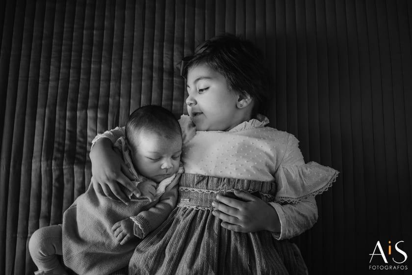 Reportaje de recién nacido en casa – Marcos