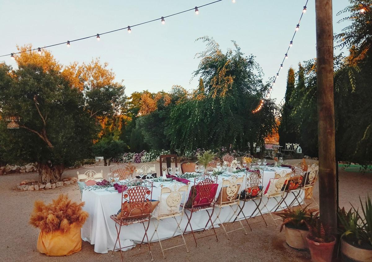 Finca Campo y Olivo bodas